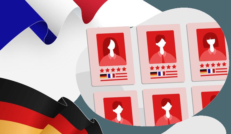 PROEVOLUTION recrutement franco allemand