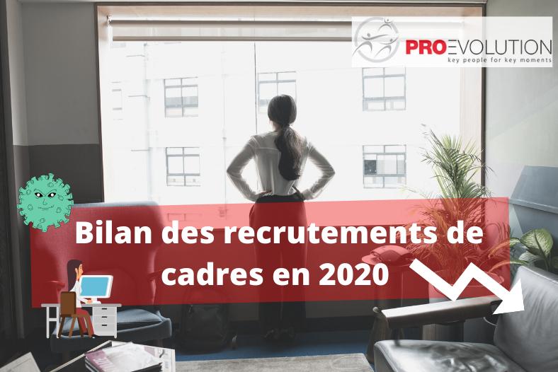 Bilan & chiffres marché de recrutement 2020