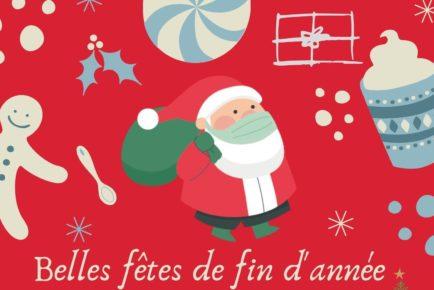 Proevolution vous souhaite de bonnes fêtes de fin d'année !
