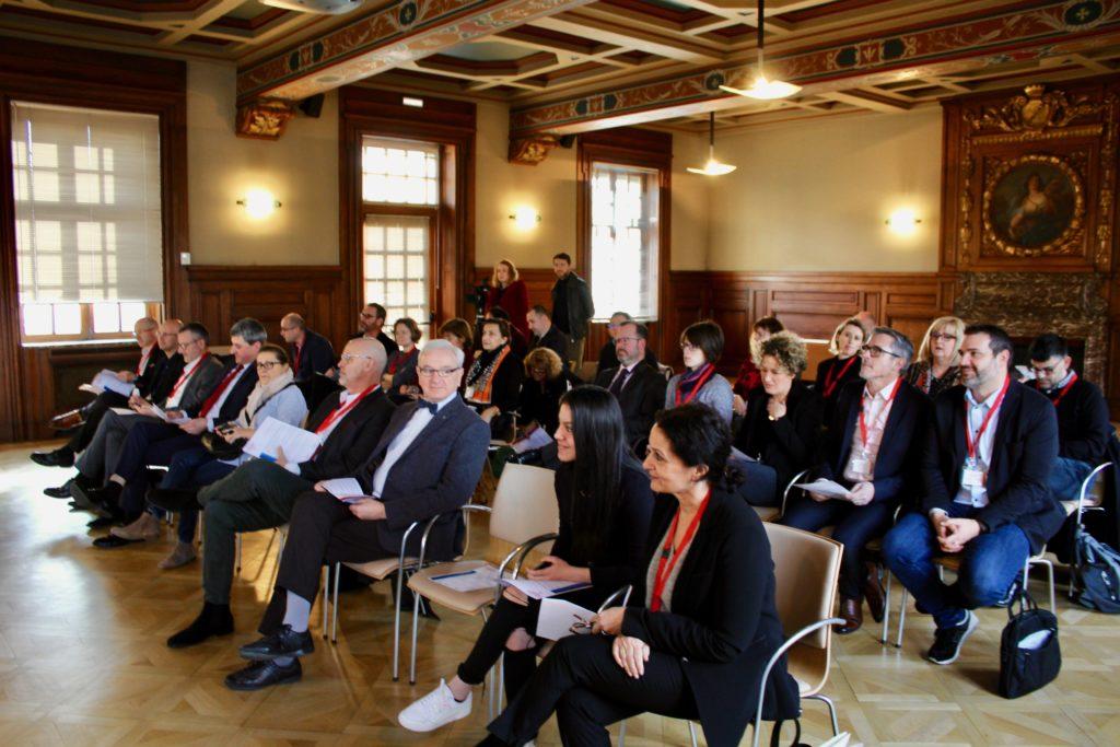 Assemblée de Haut-Rhin une Chance