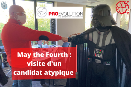 Candidat atypique May the 4th