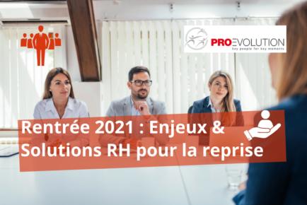 Webinar rentrée RH 2021